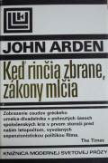 Arden John - Keď rinčia zbrane, zákony mlčia