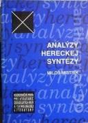 Mistrík Miloš - Analýzy hereckej syntézy