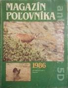 Rajský Milan - Magazín poľovníka 1986
