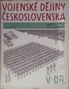 Vojenské dějiny Československa od roku 1945 do roku 1955 (V. díl)
