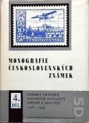 Monografie československých známek (4. díl)
