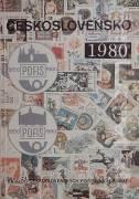 Československo 1980 - Katalog poštovních známek 1945 - 1979