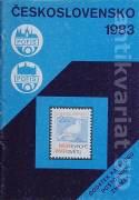 Československo 1983 - Dodatek katalogu poštvních známek