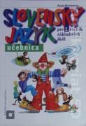 Slovenský jazyk pre 2. ročník základných škôl ( Učebnica )