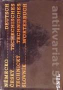 Německo - český technický slovník