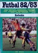 Futbal 82 / 83 ( Ročenka )