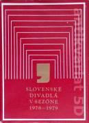 Slovenké divadlá v sezóne 1978 - 1979