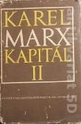 Marx Karol - KAPITÁL II. / 1955 /