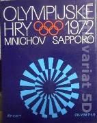 Žurman Oldřich - Olympijské hry 1972 Mníchov Sapporo