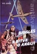 Biggles a bitva o Británii