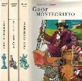 Gróf Monte Cristo I. II. III.