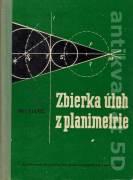 Zbierka úloh z planimetrie