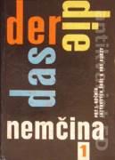 Der, Die, Das - Nemčina pre I. ročník jazykových škôl a pre kurzy