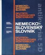 Nemecko - slovenský slovník