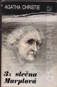 3 x slečna Marplová / Puknuté zrkadlo, V hoteli Bertram, Mŕtva v knižnici
