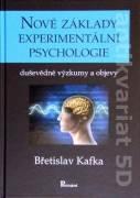 Nové základy experimentální psychologie - Duševědné výzkumy a objevy