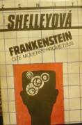 Shelleyová Mary W. - FRANKENSTEIN