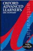 Oxford Advanced Leaners Dictionary