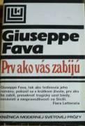Fava Giuseppe - Prv ako vás zabijú