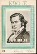 KDO JE - T. H. HUXLEY
