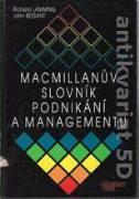 Macmillanuv slovník podnikání a managementu