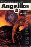 Angelika 5. Angelika sa búri (1991)