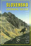 Slovensko. Zvieratá Tatier