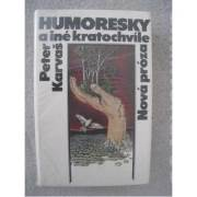 Humoresky a iné kratochvíle