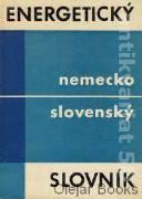 Nemecko - slovenský energetický slovník