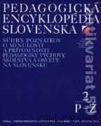 Pedagogická encyklopédia Slovenska 2
