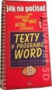 Jak na počítač aneb příručka pro nás běžné uživatele - Word