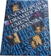 Encyklopédia dramatických umení Slovenska A - L