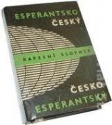 Esperantsko - český, česko - esperantský kapesní slovník