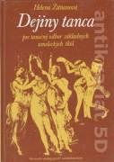 Dejiny tanca pre tanečný odbor základných umeleckých škôl