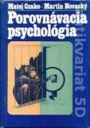 POROVNÁVACIA PSYCHOLÓGIA