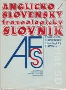 Anglicko - slovenský frazeologický slovník