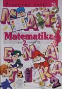Matematika pre 2. ročník ZŠ (Pracovný zošit - 2. časť)