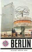 Berlín - Hlavní město NDR