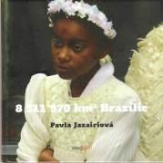 8 511 970 km Brazílie