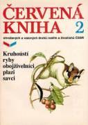 Červená kniha ohrožených a vzácných druhů rostlin a živočchů ČSSR 2.