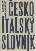 Česko Italský slovník