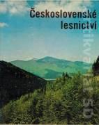 Československé lesnictví