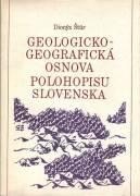 Geologicko - geografická osnova polohopisu Slovenska
