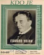 Kdo je Eduard Vojan