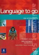 Language to go. Pre - intermediate