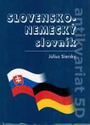 Slovensko - Nemecký slovník (1991)