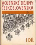 Vojenské dějiny Československa I. - V. / vf /