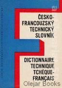 Česko - francouzský technický slovník
