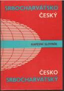 Srbochorvátsko - český a Česko - srbochorvátsky slovník
