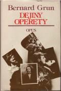 Dejiny operety